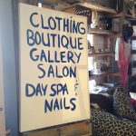 welcome to the boutique at Salon del Rio in Elephant Butte