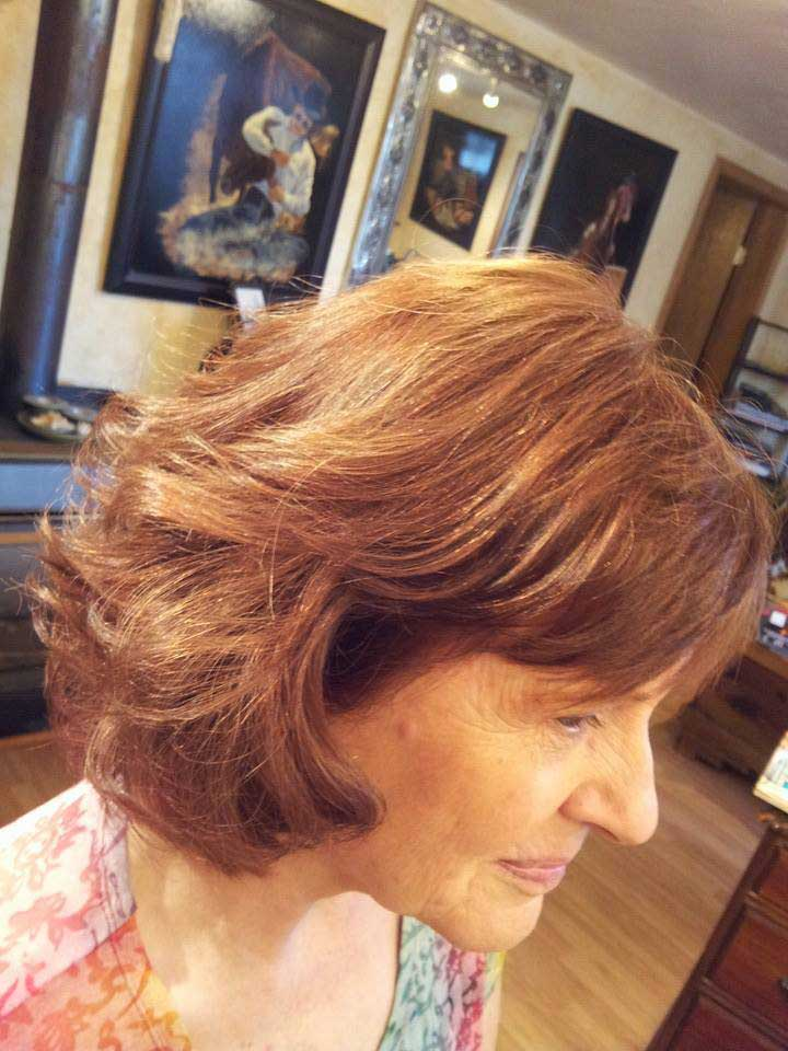 design, cut, color, style by Holly Marino